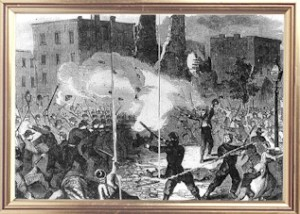 Baltimore Riots - April 19, 1861